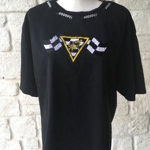 Tamorah Marie Vintage Grand Prix Tee Shirt.